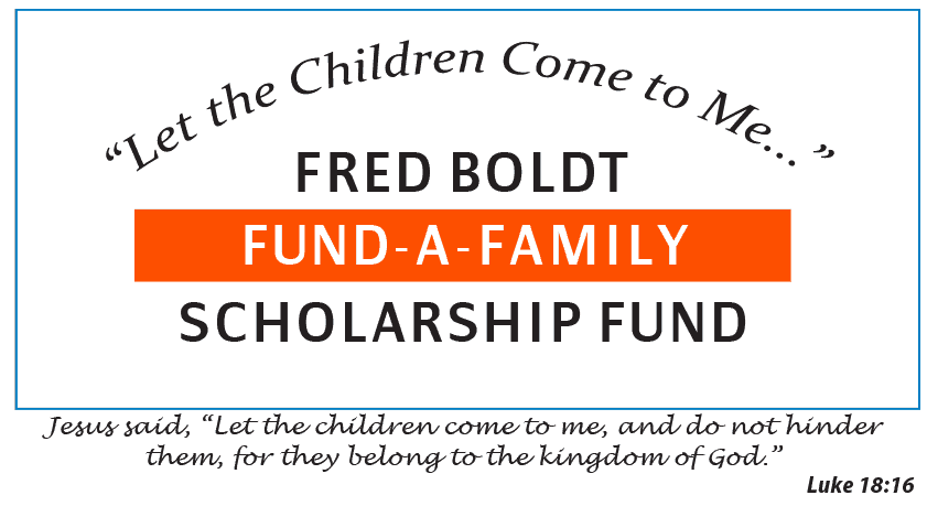 Fund a Family Scholarship Fund Logo
